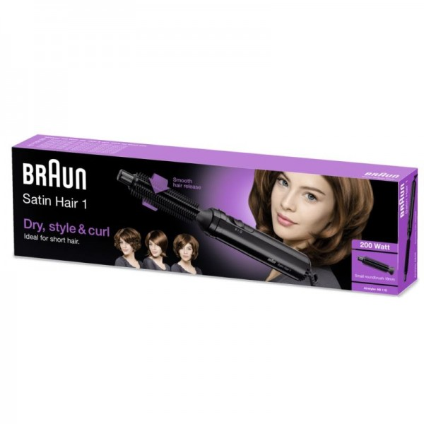 BRAUN Kulmofén Satin Hair 1 - AS110
