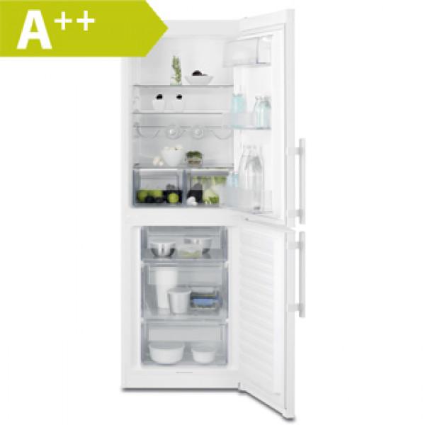 ELECTROLUX Kombinovaná chladnička EN3201MOW biela
