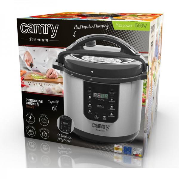 CAMRY CR 6409, Elektrický tlakový hrniec