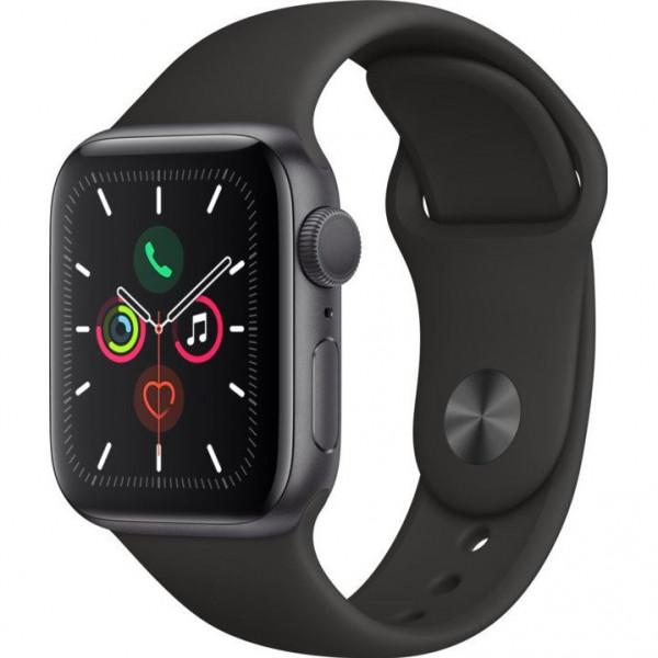 APPLE Watch SERIES 5 GPS Spg ALU Case Bl Sp 40mm