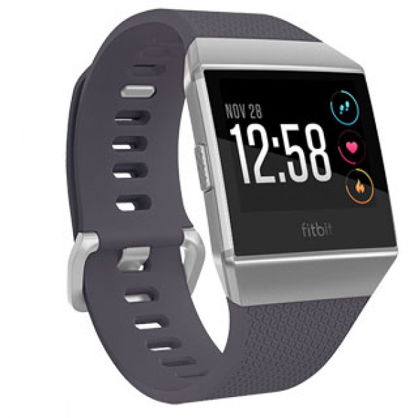 FITBIT Ionic Blue-Grey/Silver-Grey