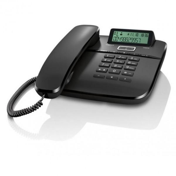 Gigaset DA611 Telefónny prístroj čierny