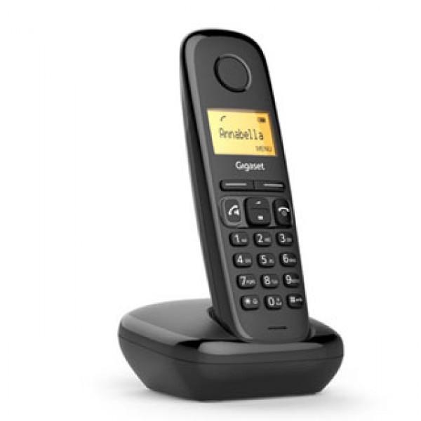 GIGASET A270 Telefónny prístroj čierny