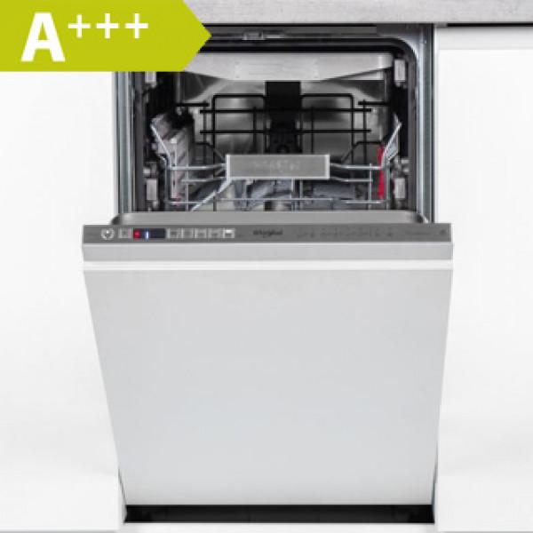 WHIRLPOOL Vstavaná umývačka WSIO 3034 PFE X