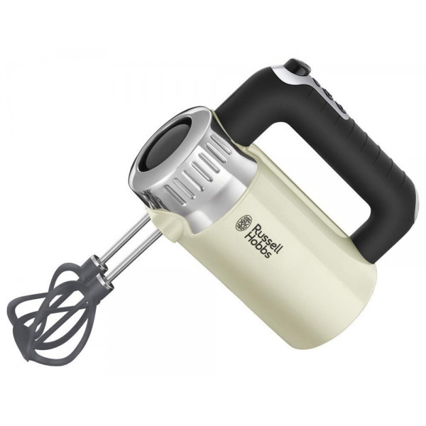 Russell Hobbs Retro Cream ručný šľahač 25202-56