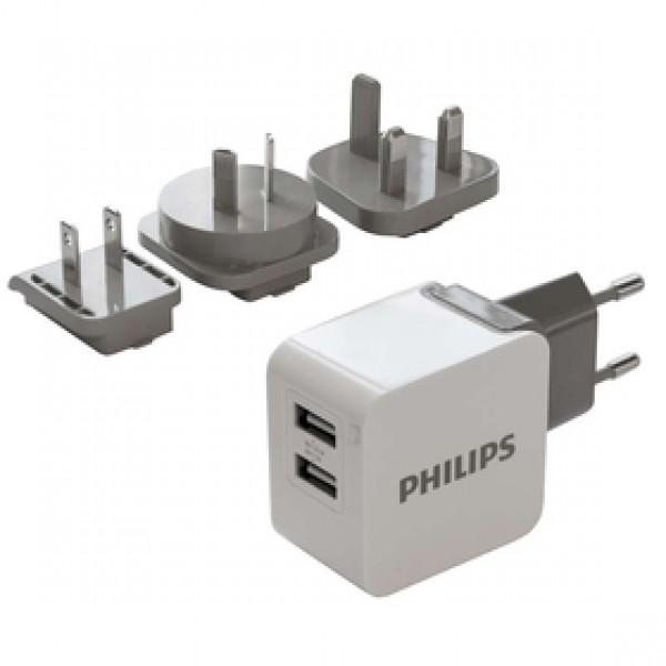 DLP2220/12 USB nabíjačka PHILIPS