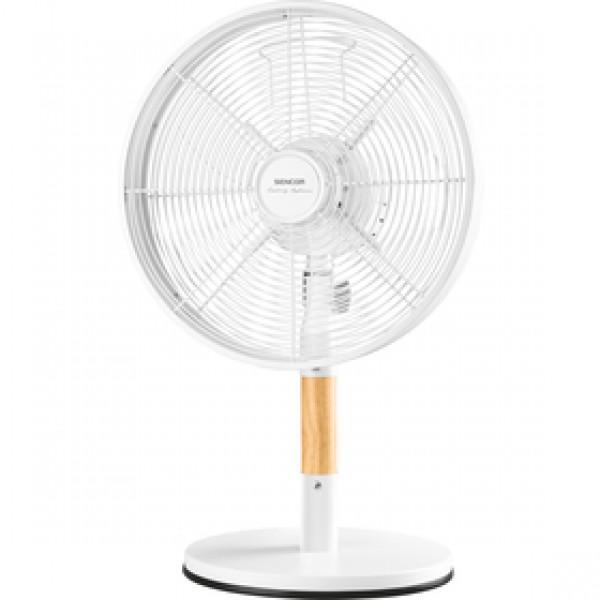 SFE 3080WH stolný ventilátor SENCOR