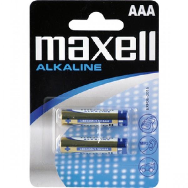 LR03 2BP AAA Alk MAXELL
