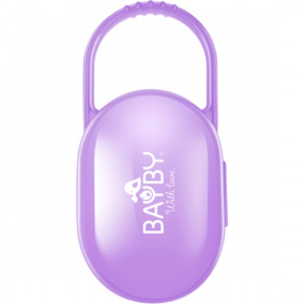 BBA 6400 púzdro na cumlík fialový BAYBY