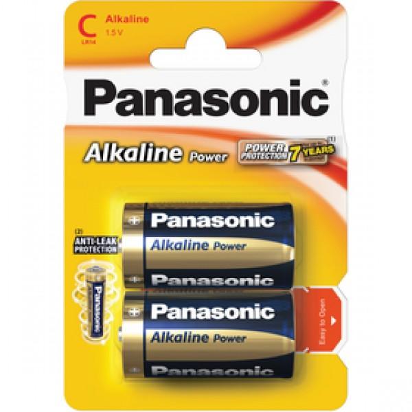LR14 2BP C Alk Power alk PANASONIC