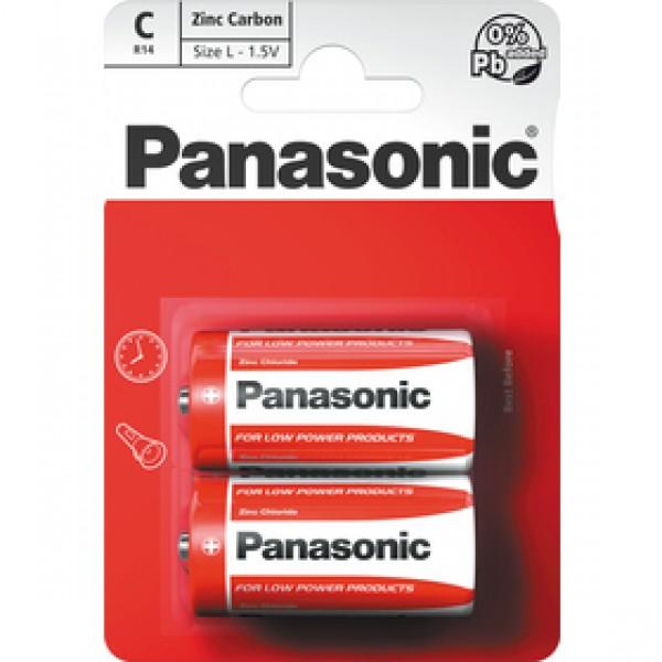 R14 2BP C Red zn PANASONIC