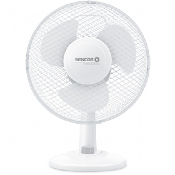 SFE 2327WH stolný ventilátor SENCOR