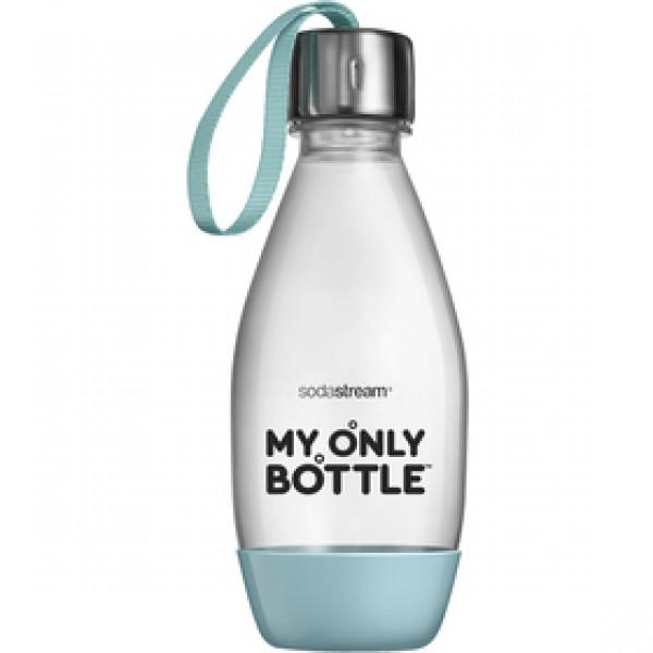 Fľaša 0,6l MY ONLY BOTTLE MODRÁ SODASTRE