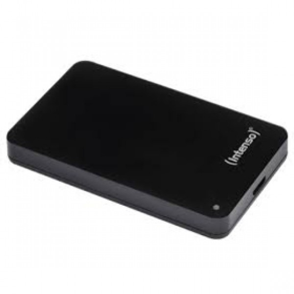 MemoryCase 2TB ext.HDD BK INTENSO