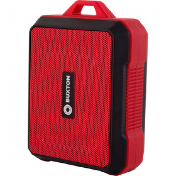 BBS 102 RED BT Speaker IPX6 BUXTON