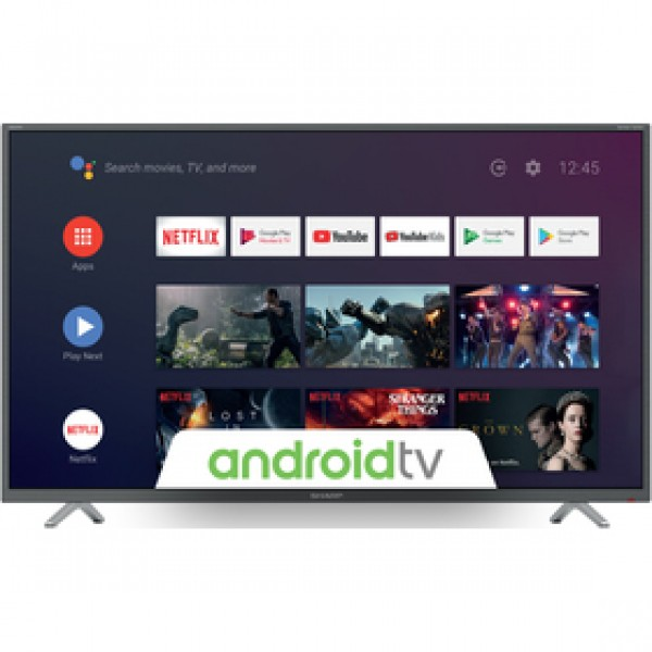 55BL2EA ANDROID SMART UHD 600Hz TV SHARP