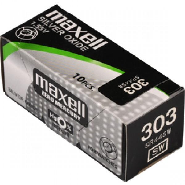 303/SR44SW/V303 1BP Ag MAXELL