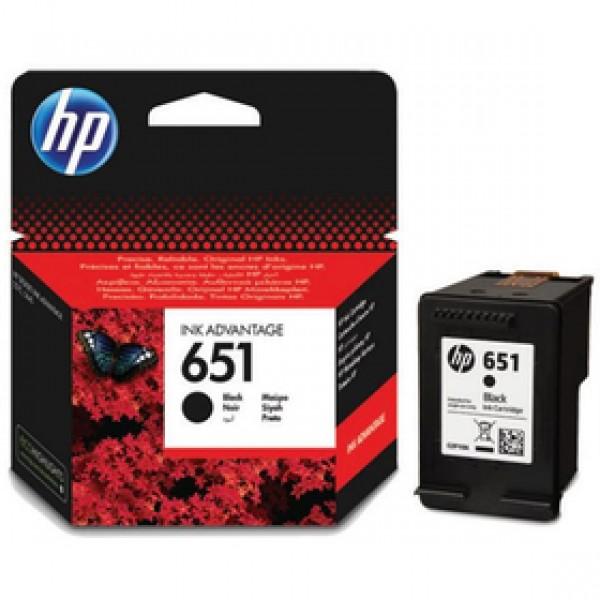 C2P10AE čierny INK No. 651 HP
