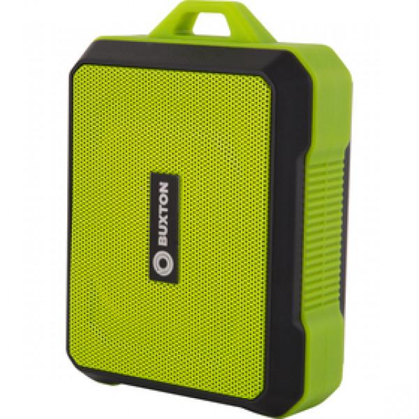 BBS 101 GREEN BT Speaker IPX6 BUXTON