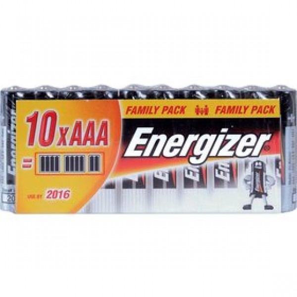 LR03 10BP AAA FP Alk ENERGIZER