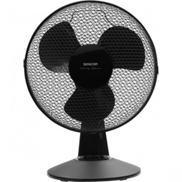 SFE 3011BK stolný ventilátor SENCOR