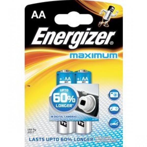 LR6 2BP AA Maximum Alk ENERGIZER
