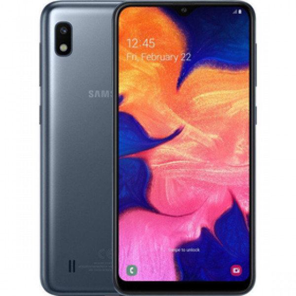 Galaxy A10 6,2'' 2/32GB BLACK SAMSUNG