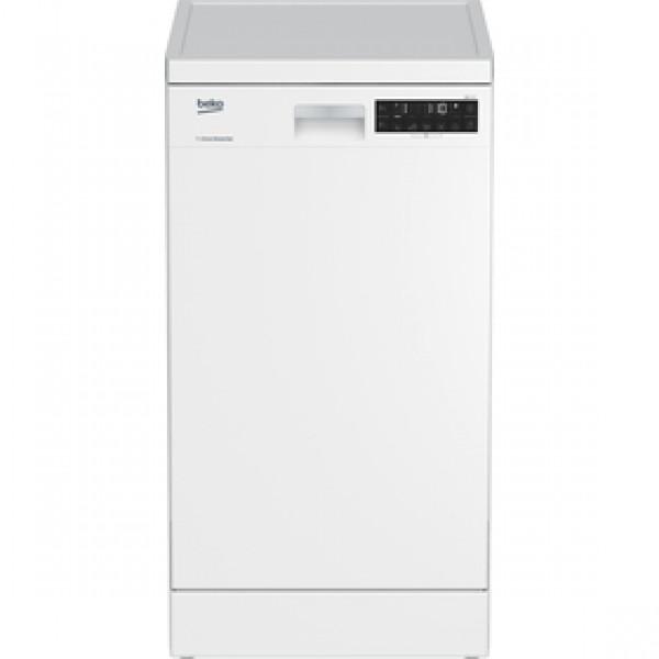 DFS28021W umývačka riadu 45cm BEKO
