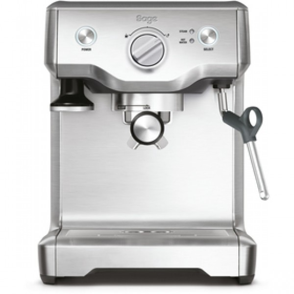 BES810BSS pákové espresso sivé SAGE