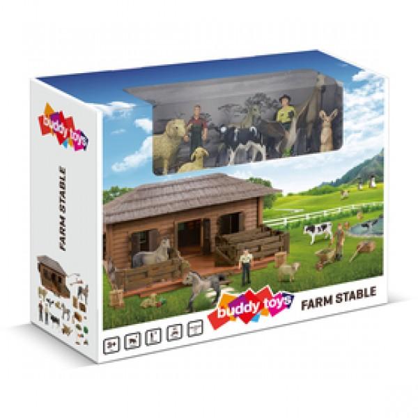BGA 1041 Farma - stajňa BUDDY TOYS
