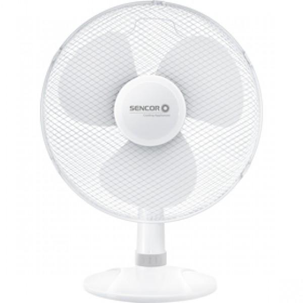 SFE 4037WH stolný ventilátor SENCOR
