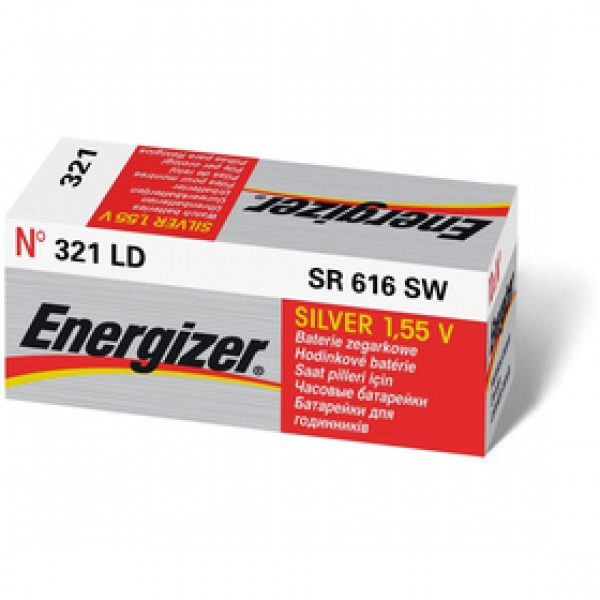 BAT 321 / SR616 ENERGIZER