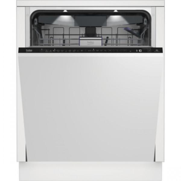 DIN59530AD umývačka 60 cm vstav. BEKO