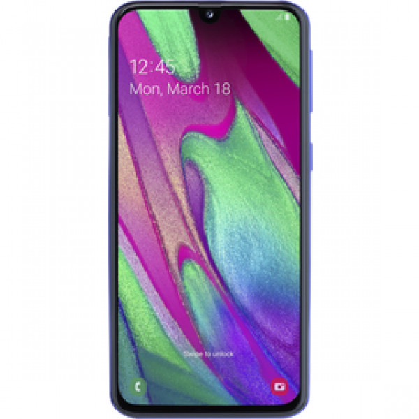 Galaxy A40 5,9'' 4/64GB BLUE SAMSUNG