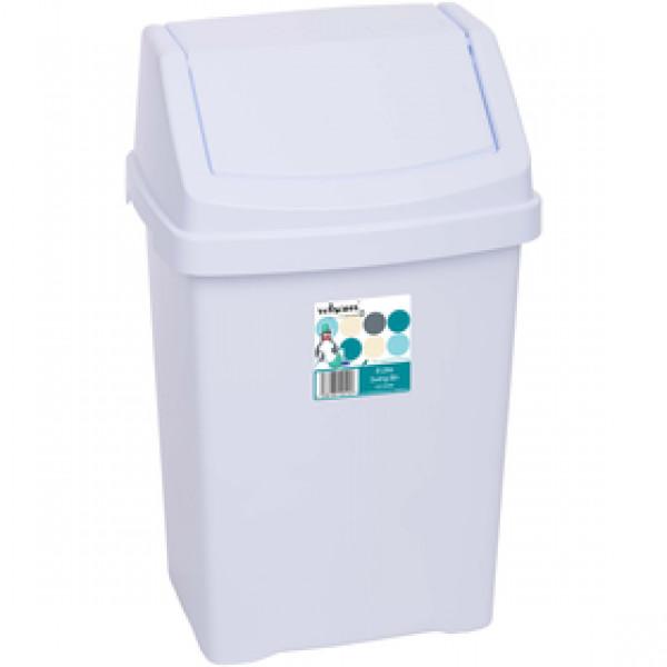 11739 kôš odpadkový 8l biely WHAM