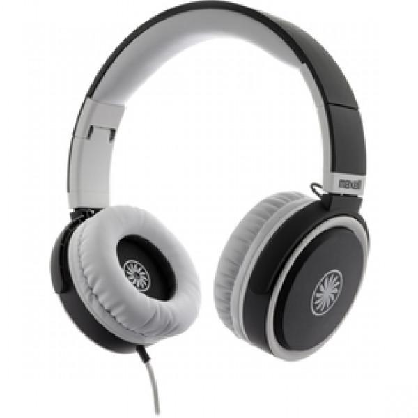 303976 B52 slúchadlá biela+čierna MAXELL