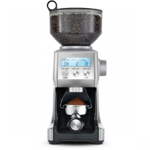 BCG820BSS mlynček na kávu sivý SAGE