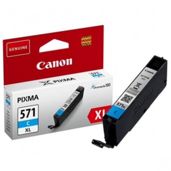 0332C001 INK CLI571C XL CANON