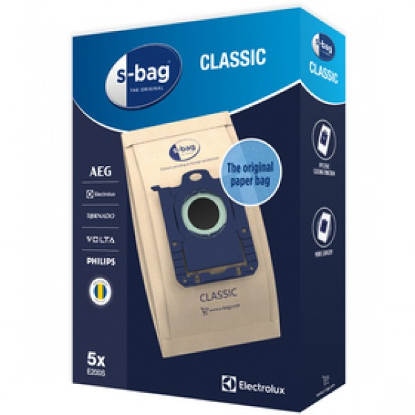 E200S S-bag vrecká ELECTROLUX