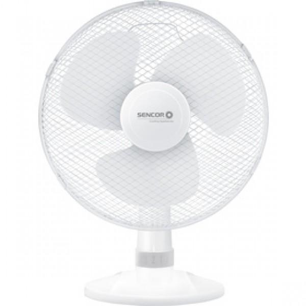 SFE 3027WH stolný ventilátor SENCOR