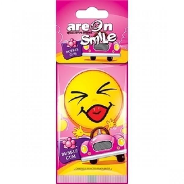 ASD 12 Smile osviežovač Buble Gum AREON