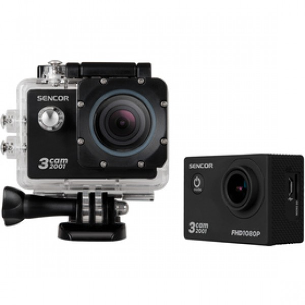 3CAM 2001 akčná kamera SENCOR