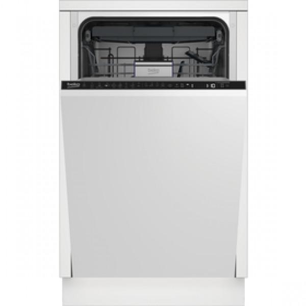 DIS28120 umývačka 45cm vst. BEKO