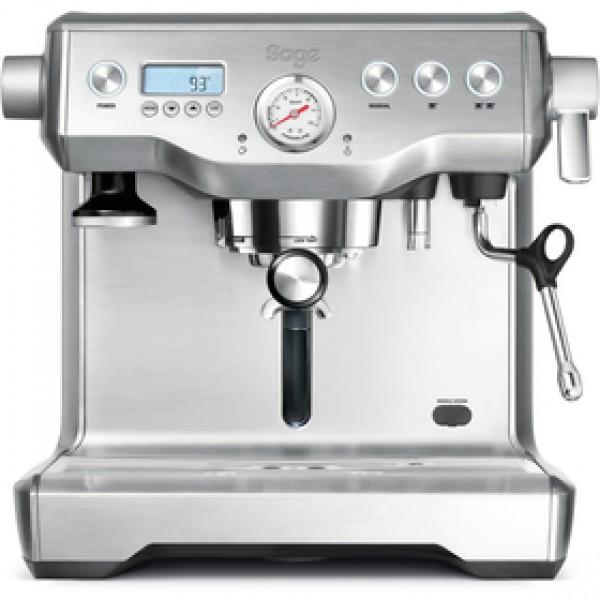 BES920BSS pákové espresso sivé SAGE