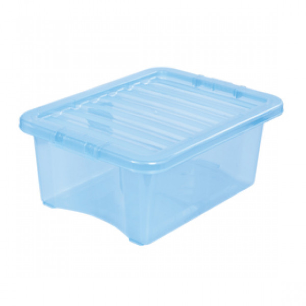10853 box s vekom 16l modrý WHAM