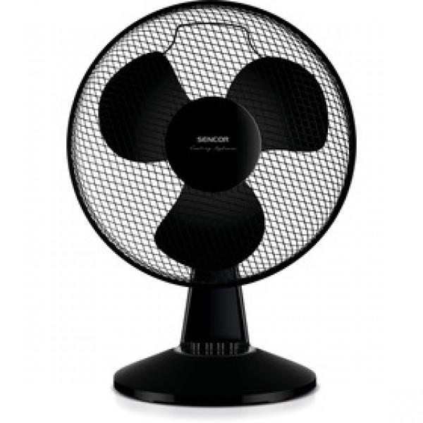 SFE 4021BK stolný ventilátor SENCOR