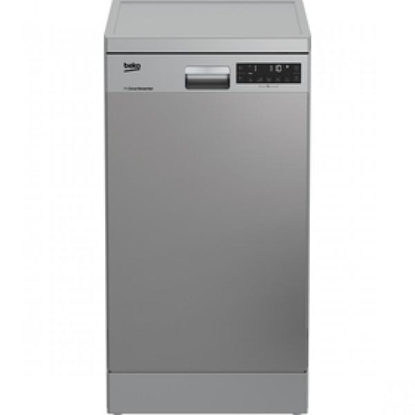 DFS28021X umývačka riadu 45cm BEKO
