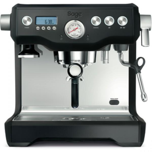 BES920BTR pákové espresso mat. či. SAGE