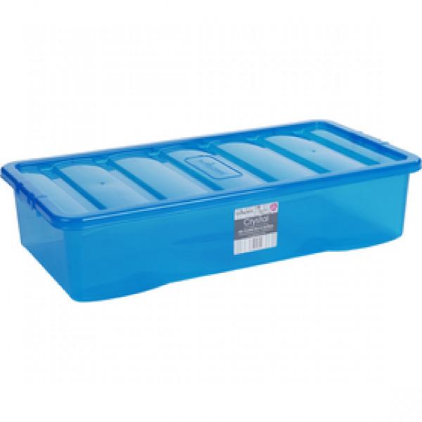 11313 box s vekom 42l modrý WHAM