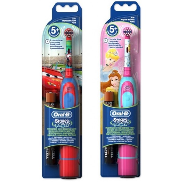 ORAL-B D2 Battery kids DB 4K (D2010)